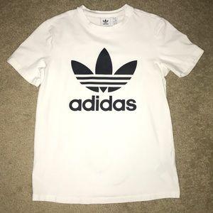 Adidas T-shirt size small women's